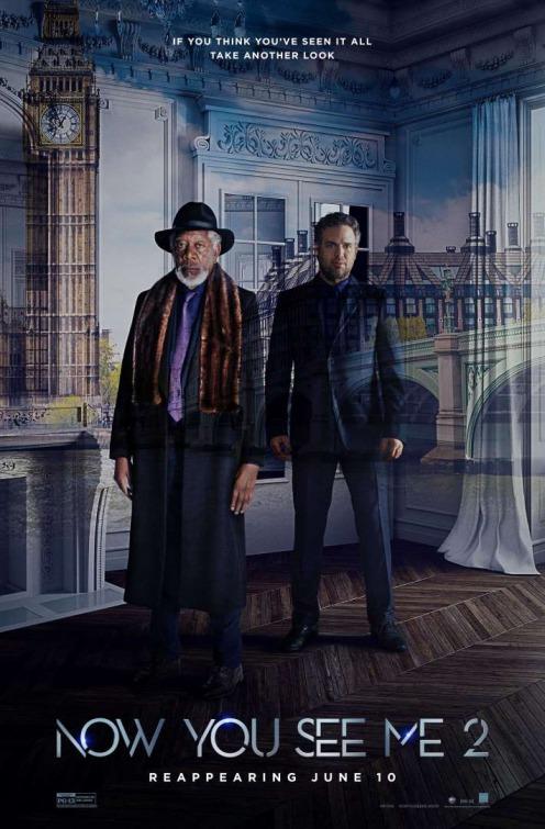 Nuevos pósters de 'Ahora me ves 2'