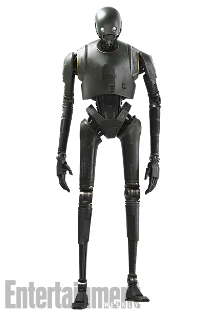 Nuevas  imágenes y confirmación de la presencia de Darth Vader en 'Rogue One: una historia de Star Wars'