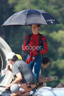 Primeras imágenes del traje de 'Spider-man: Homecoming'