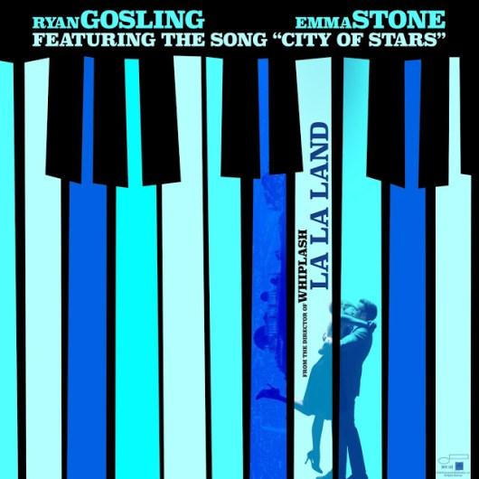 Emma Stone y Ryan Gosling juntos en el primer tráiler de 'La La Land'
