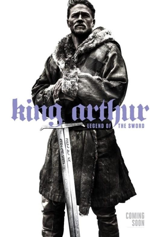 Tráiler español de 'Rey Arturo: La Leyenda de la Espada' presentado en Comic-Con de San Diego