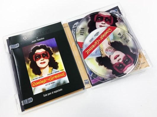 Ya a la venta 'Domingo de Carnaval' en combo DVD + Blu-ray de la Filmoteca Fnacional