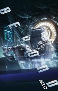 Jaylah coge el control en el nuevo póster de 'Star Trek: Más allá'