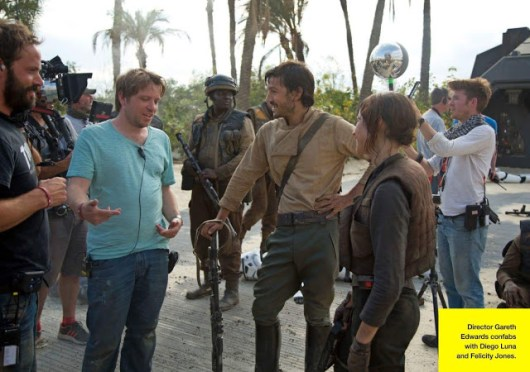 Nueva remesa de fotos de 'Rogue One: una historia de Star Wars'