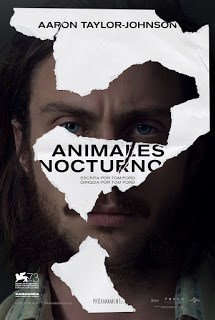 Teaser tráiler y pósters de personajes de 'Animales nocturnos'
