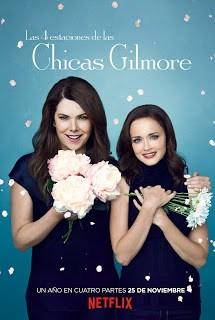 Pósters y tráiler de 'Las 4 estaciones de las Chicas Gilmore'