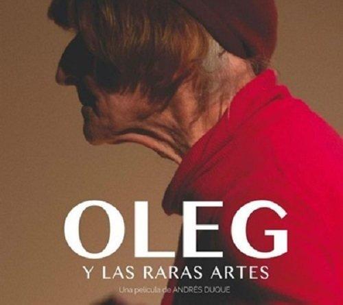 """Pósters de la película """"Oleg y las raras artes"""""""