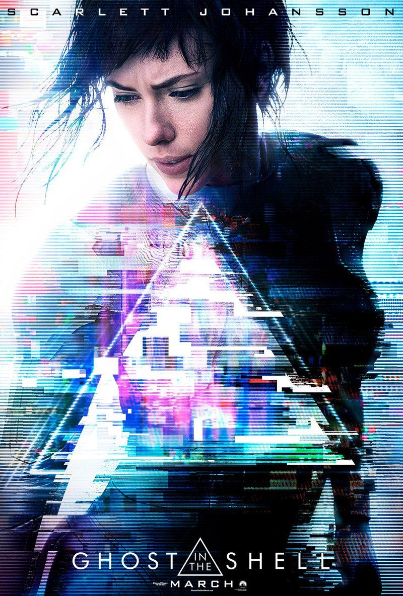 ghost in the shell-poster
