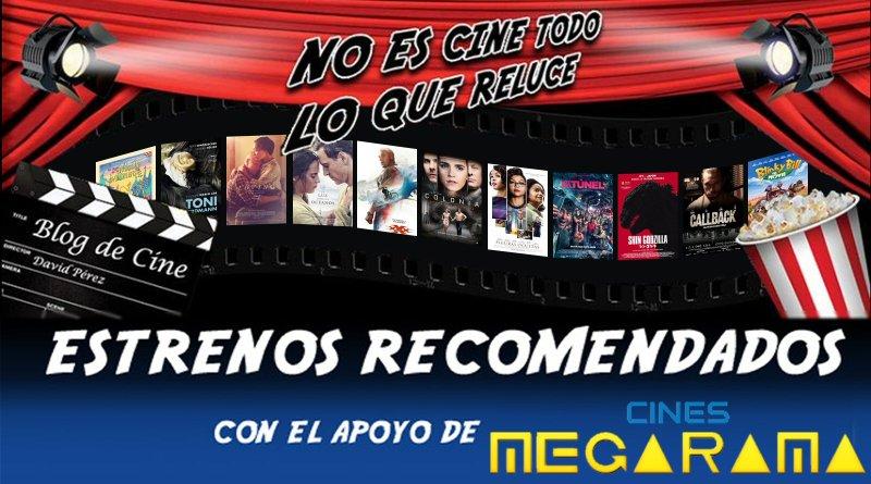 Vídeo avance y recomendaciones de la semana: 20 de Enero de 2017