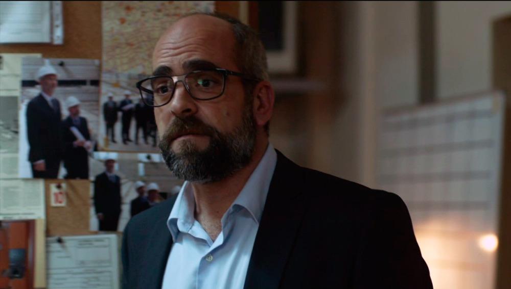 'Plan de fuga': Nuevo póster y tráiler del thriller con Luis Tosar