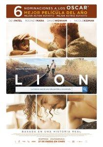 """Pósters de la película """"Lion"""""""