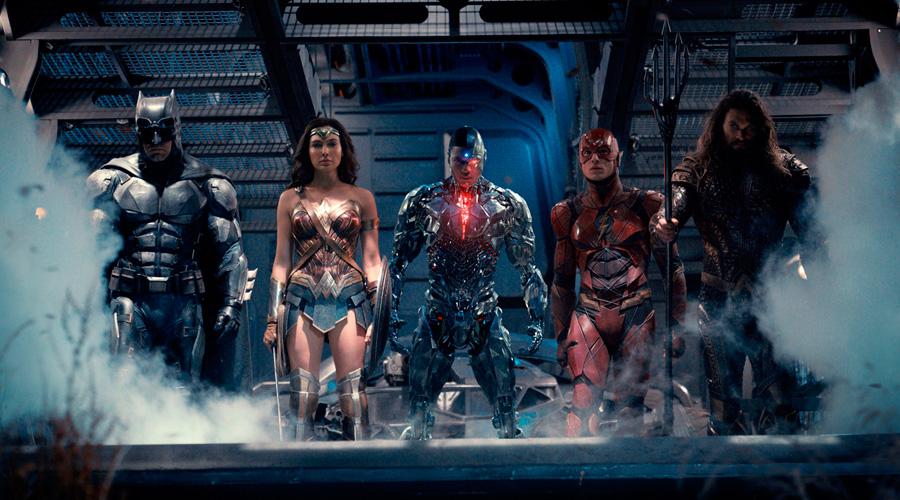'La Liga de la Justicia': Se confirma que veremos Central City en la película
