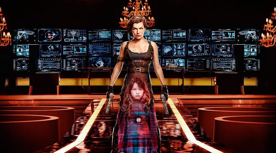 'Resident Evil: El capítulo final': Nuevo póster de Alice con la Reina Roja