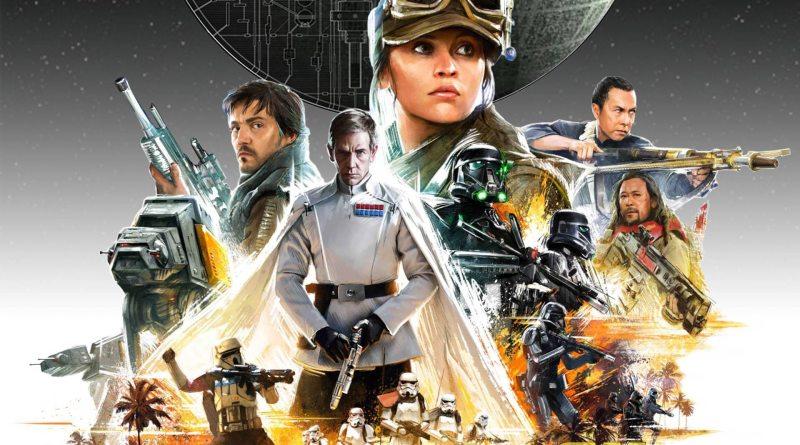 Taquilla USA: Empieza el año nuevo con 'Rogue One' liderando