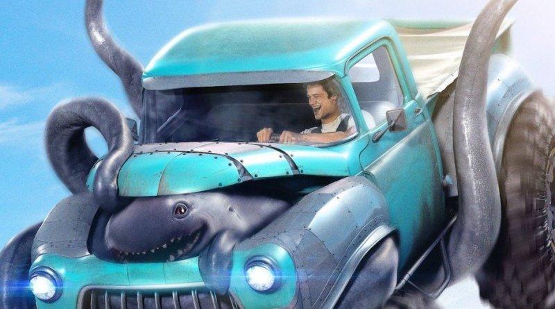 """Pósters de la película """"Monster Trucks"""""""