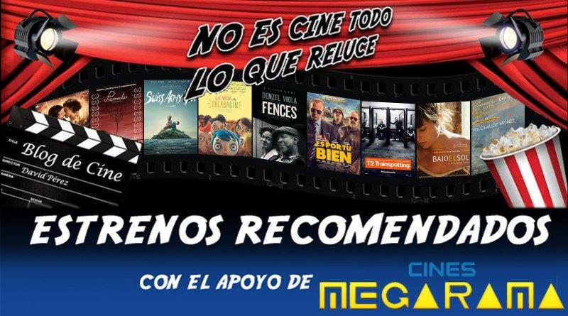 Vídeo avance y recomendaciones de la semana: 24 de Febrero de 2017