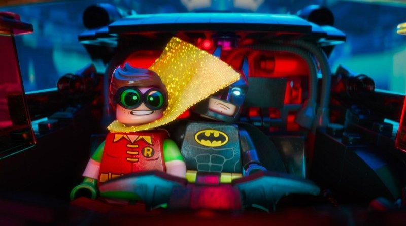 Taquilla USA: Batman La lego película