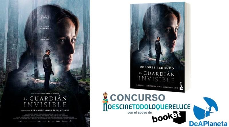 Concurso 'El Guardián Invisible': Tenemos novelas para vosotros gracias a DeAPlaneta