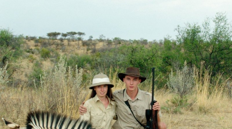 """Pósters de la película """"Safari"""""""
