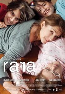 """Pósters de la película """"Rara"""""""