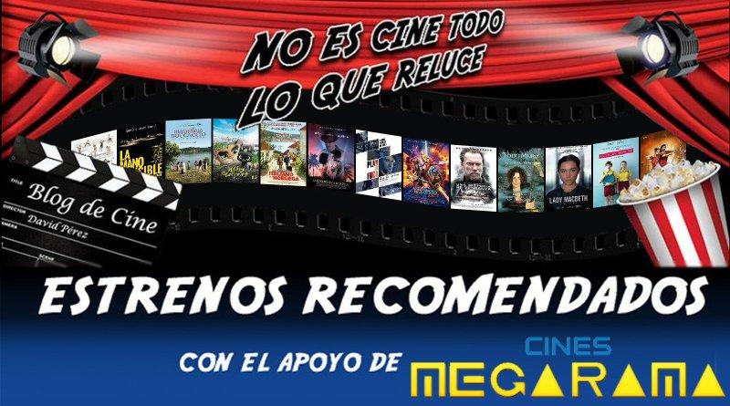 Vídeo avance y recomendaciones de la semana: 28 de abril de 2017