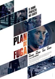 """Pósters de la película """"Plan de fuga"""""""