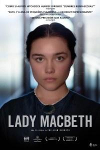"""Pósters de la película """"Lady Macbeth"""""""