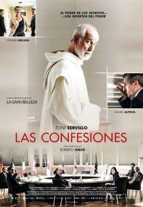 """Pósters de la película """"Las confesiones"""""""