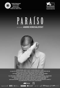 """Pósters de la película """"Paraíso (Rai)"""""""