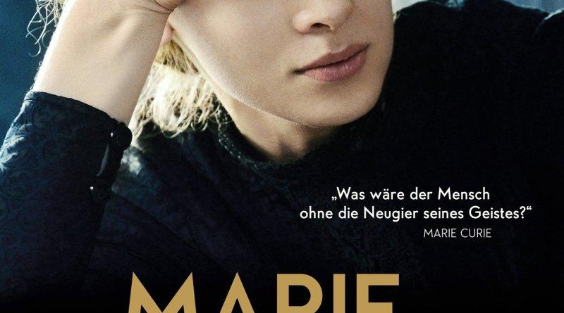 "Pósters de la película ""Marie Curie"""