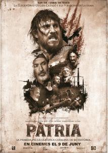 "Pósters de la película ""Pàtria"""