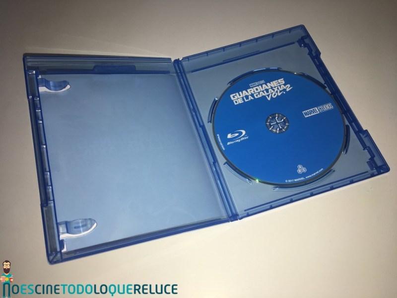 'Guardianes de la Galaxia Vol. 2': Ya a la venta en DVD, Blu-ray, Blu-ray 3D y Steelbook