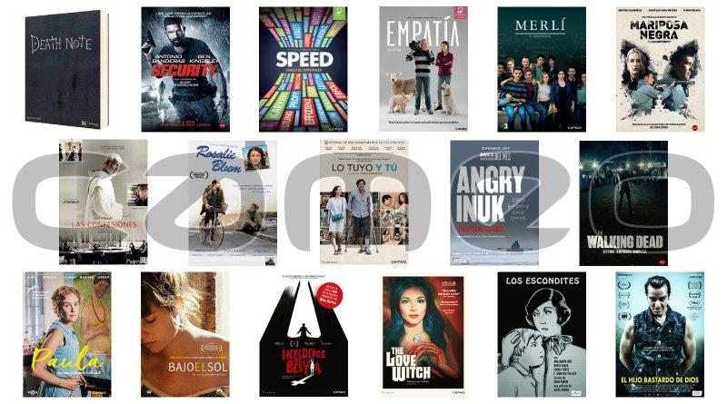 Lanzamientos de septiembre en DVD y Blu-ray de Cameo y Vial of delicatessen
