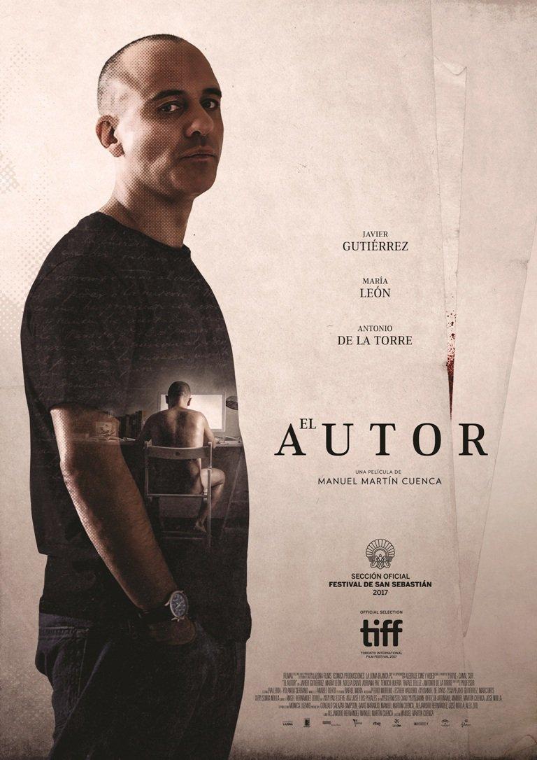 poster el autor