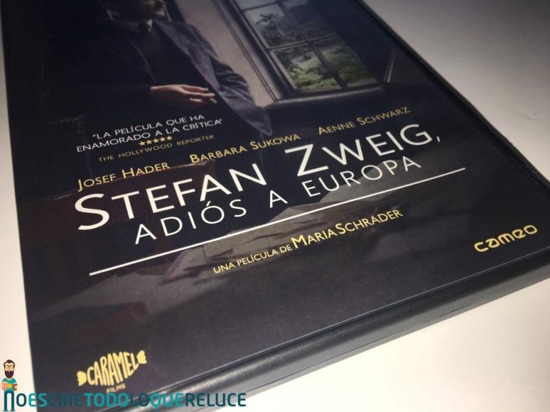 'Stefan Zweig, adiós a Europa': Reportaje fotográfico y detalles de la edición DVD