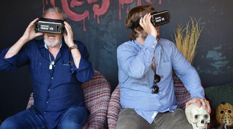 SITGES 2017. Entrevistamos a Robert Englund y Alexandre Aja