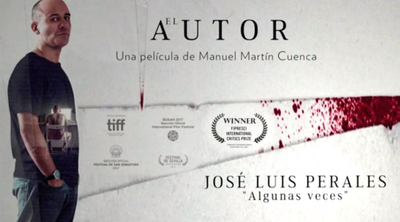 'El autor': José Luis Perales compone, junto a su hijo, la banda sonora