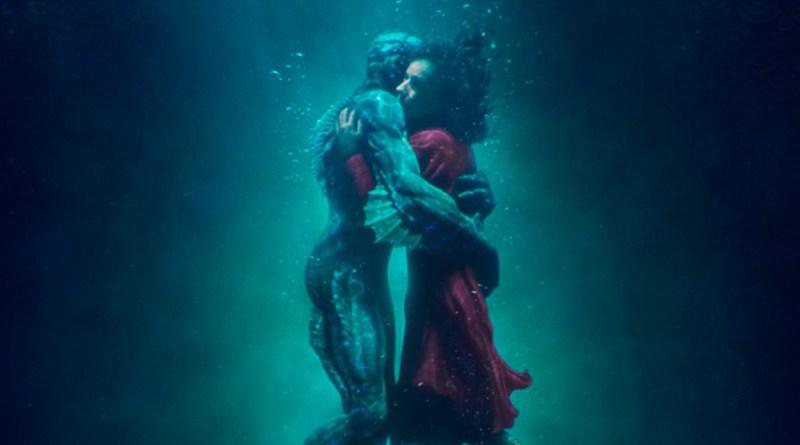 'La Forma del Agua': Nuevo póster internacional de la película de Guillermo del Toro