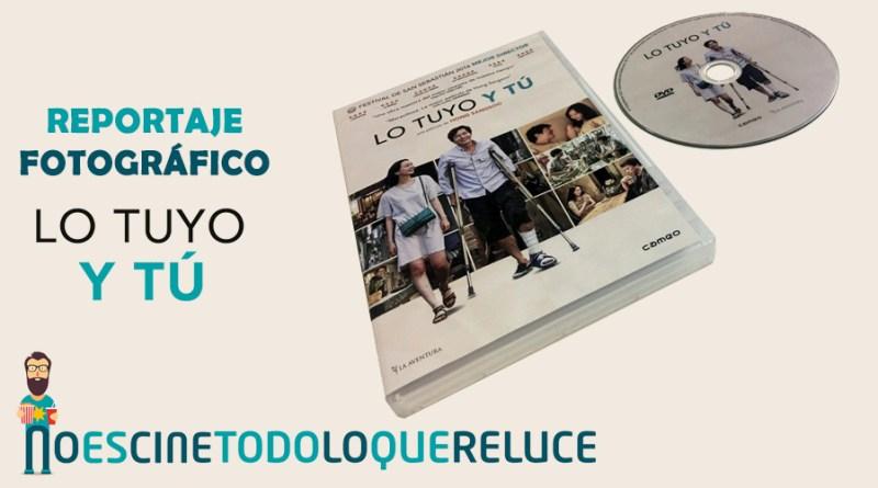 'Lo tuyo y tú': Reportaje fotográfico y detalles de la edición DVD