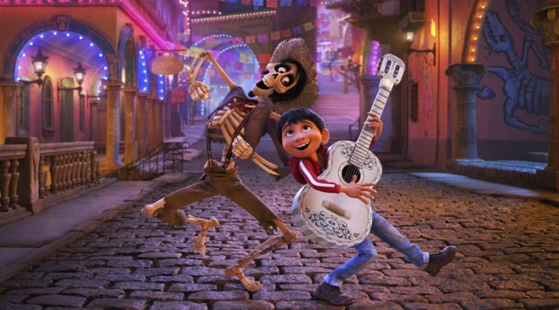 Crítica de 'Coco': Y los muertos aquí lo pasamos muy bien