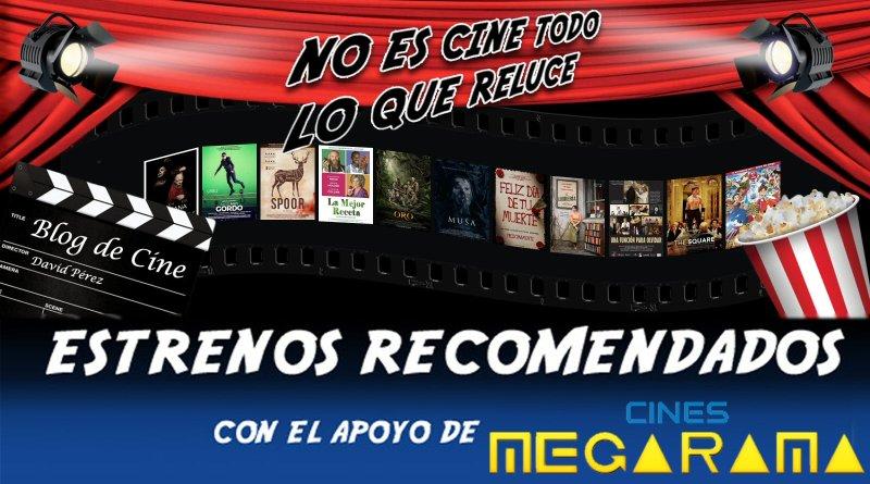 Vídeo avance y recomendaciones de la semana: 10 de noviembre de 2017