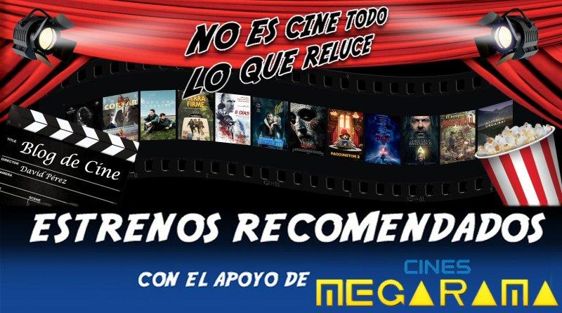 Vídeo avance y recomendaciones de la semana: 24 de noviembre de 2017