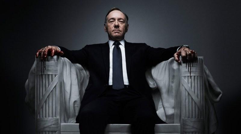 'House of Cards': La producción continuará el 8 de diciembre