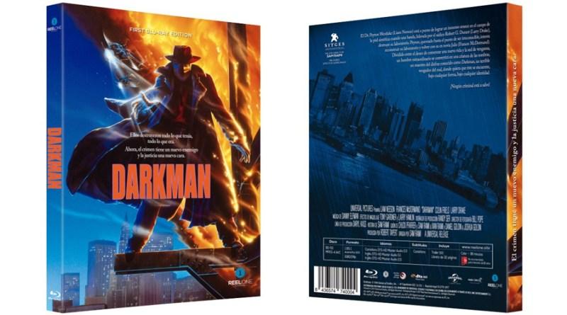 'Darkman': Ya a la venta en DVD y Blu-ray