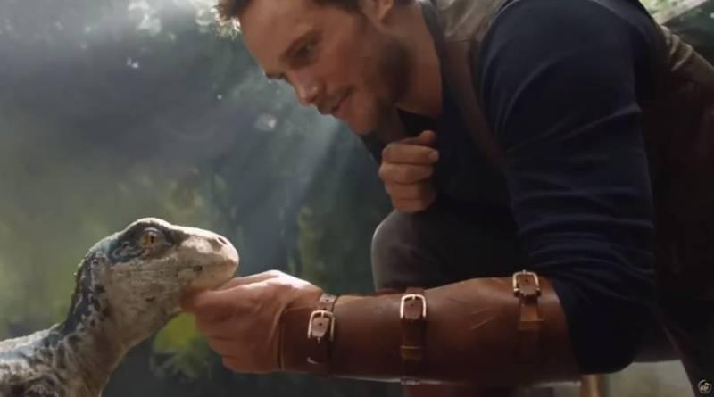 'Jurassic World: el reino caído': Primer avance de la nueva entrega jurásica