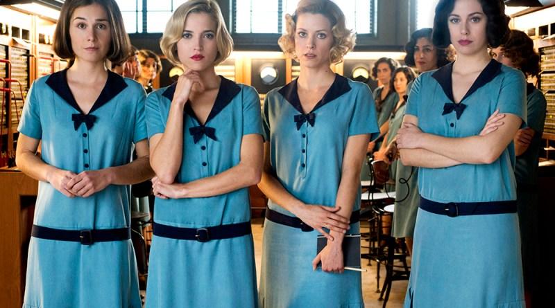 'Las chicas del cable': La segunda temporada estará disponible en Navidad