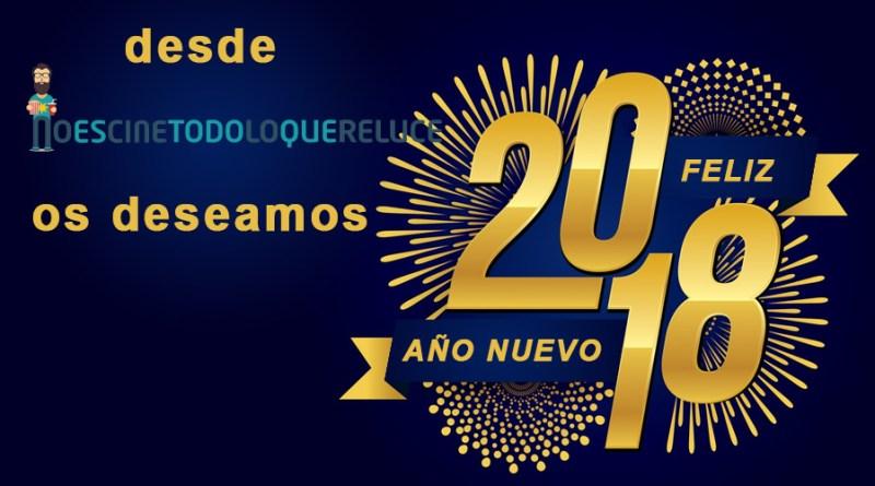 ¡Os deseamos un feliz y cinéfilo 2018!