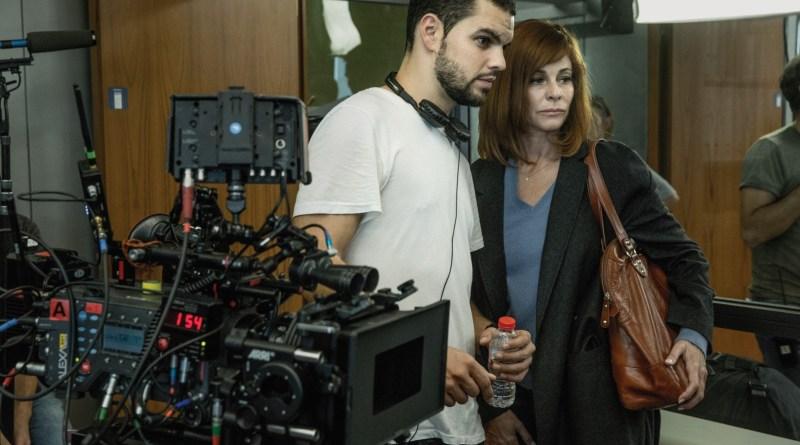 'El pacto': Primera imagen del debut de David Victori con Belén Rueda