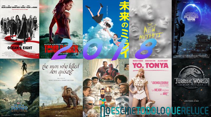 El cine que nos espera en 2018