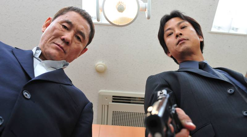 'Outrage 3': Mediatres se hace con los derechos de la película de Takeshi Kitano